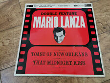 Mario Lanza ‎– Toast Of New Orleans / That Midnight Kiss  LP Record
