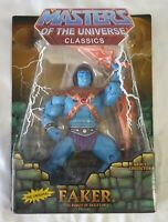 Mattel Masters of the Universe Classics Faker Collectable Figure - P4009