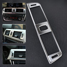 Interior Console Dashboard Air Outlet Vent Molding Cover Trim for BMW 3er F30