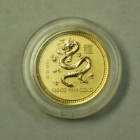 2015 5 Year Of The Sheep 1 10 Oz Pure Gold Specimen