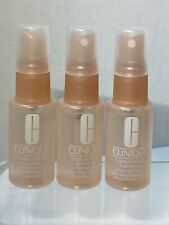 Lot of 3 Clinique Moisture Surge Face Spray Thirsty Skin Relief 1 Oz Spray