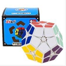 Rubik's ShengShou 2x2 SS Megaminx Kilominx Speed Cube White