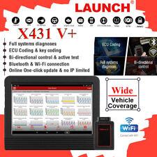 LAUNCH X431 V V+ OBD2 Automotive Diagnostic Tool Full System IMMO Key ECU Coding