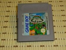 TURTLES II back from SEWERS GAME BOY COLOR u U Advance