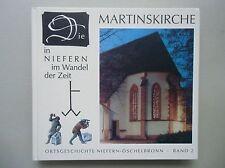 Die Martins-Kirche in Niefern im Wandel der Zeit 1998 Niefern-Öschelbronn