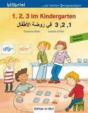 1, 2, 3 im Kindergarten von Isabelle Dinter und Susanne Böse (2016, Geheftet)