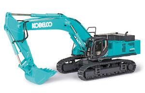 Kobelco SK850LC-10 Excavator - Green - Conrad 1:50 Scale Model #2219/0 New!