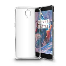 For OnePlus 3 3T Case Clear Slim Gel Cover Transparent Soft Silicone
