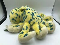 Wild Republic Blue Ringed Sea Octopus Squid Plush Kids Stuffed Toy Animal Doll