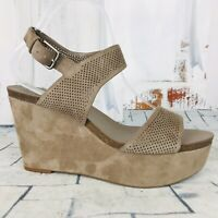 Vince Camuto Women's VESSINTA Urban Lux Platform Sandals Size 10 M ~ NWOB