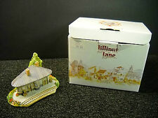 Lilliput Lane Hometown Depot From American Landmarks 1990 Nib Signed Ray Day