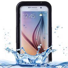 Samsung GALAXY s6 Edge IMPERMEABILE Outdoor Custodia Protettiva Case polvere antiurto