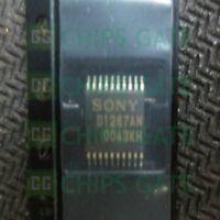 2PCS CXD1267AN TSSOP-20 CCD Vertical Clock Driver
