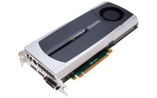 Nvidia Quadro 6000 6 GB GDDR5 Worstation Graphic Card VCQ6000-T DVI Display Port