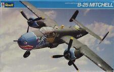 Revell 1:48 North American B-25 Mitchel Plastic Aircraft Model Kit #4585U