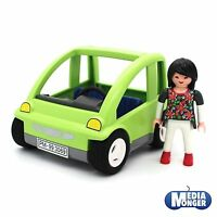 playmobil® Auto | Kleinwagen | Smart | Elektroauto | Citywagen inkl. Figur V2