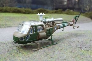 1/72 Scale Westland Scout AH.1 Helicopter 'Army' by Amer/Com in Bubble Pack