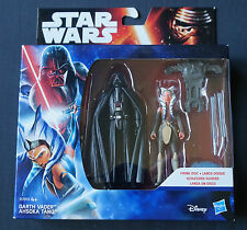 Darth Vader Ahsoka Tano / Star Wars / The Force Awakens 2-Pack