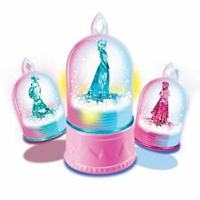 ~ DEL LIGHT UP Base Disney Frozen Snow Glowbz lumière et Sparkle Globe Charms 6
