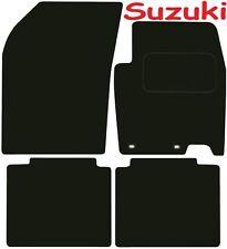 Tailored Deluxe Quality Car Mats Suzuki Sx4 S-Cross 2013-2017 ** Black **