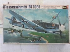 Maqueta aviion  MESSERSCHMITT BF 109 F de REVELL escala 1/32 en perfecto estado