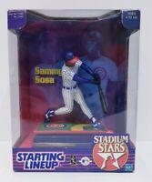 Starting Lineup Sammy Sosa Stadium Stars 1999 Special Edition New In Box