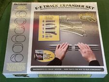 Bachmann #44594 HO scale E-Z Track Expander Set Nickel Silver Track USED