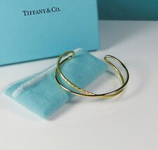 0c9afe9b5ee7d Tiffany & Co. Cuff Yellow Gold Fine Bracelets without Stones for ...