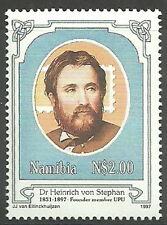 Namibia - 100. Todestag von Heinrich von Stephan 1997 postfrisch Mi.Nr. 835