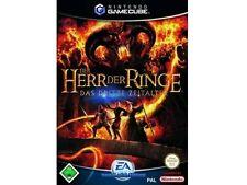 ## Herr der Ringe: Das dritte Zeitalter DEUTSCH Nintendo GameCube Spiel - TOP ##