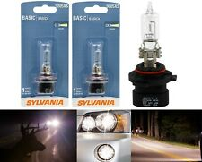 Sylvania Basic 9005XS HB3A 65W Two Bulbs Head Light High Beam Replacement Lamp