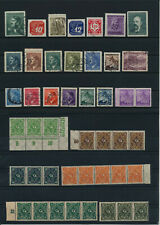 Germany, Deutsches Reich, Nazi, liquidation collection, stamps, Lot,used (KS 72)