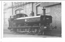 GWR 6400 Class 0-6-0PT Locomotive no 6408 at Swindon Works, PC size