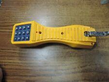 Fluke Networks Ts19 Telephone Test Linemans Hand Tester Butt Set