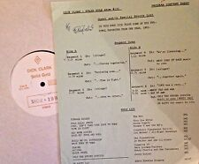Radio Show: DICK CLARK GOLD #199 1969! WHO, BOOKER T, CCR, RAIDERS, CAT MOTHER