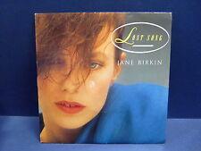JANE BIRKIN Lost song 888342 7