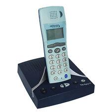 Swisscom TOP A407 Inalámbrico ISDN teléfono ALTAVOZ AB Auricular con Base