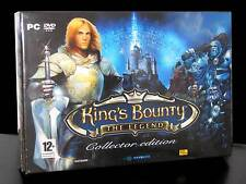 KING'S BOUNTY THE LEGEND COLLECTORS EDITION GIOCO NUOVO PER PC ED ITALIANA PG536
