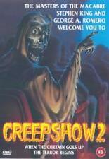 CREEPSHOW PART 2 DVD Horror Brand New Sealed Original UK Release CREEP SHOW