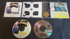 Depeche Mode Interviews & Live 1988 - 1990 Limited Edition 2 CD Set Picture Disc