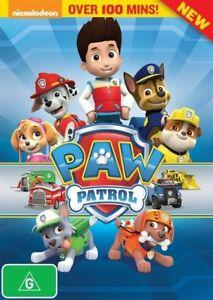 "Paw Patrol Nickelodeon DVD Region 4  New & Sealed 10 episodes ""sale"""