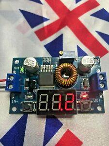 ✨✨ DC-DC Step Down Converter 5-36V to 1.25-32V 5A Buck Voltage Regulator ✨✨ UK