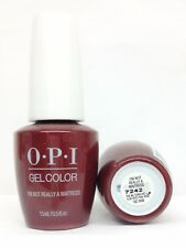 New Package Gelcolor - I'M NOT REALLY A WAITRESS ** GC H08 opi  .5oz **