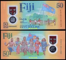 Fiji 50 Dollars (2020), Commemorative, Polymer, UNC