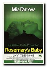 Rosemary's Baby Movie Poster 24x36 Inch Wall Art Portrait Print