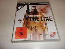 PlayStation 3  PS3  Spec Ops: The Line  USK 18 (2)