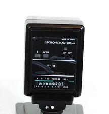 Sigma Electronic Flash 280 NA Blitz flash Blitzgerät für Nikon - (9361)