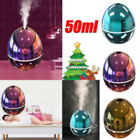 Air Aroma Humidifier Ultrasonic Air Aromatherapy Essential Oil Diffuser Hot