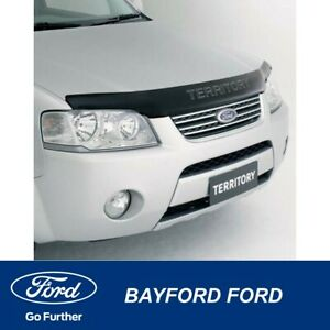 GENUINE FORD TERRITORY SX SY BONNET PROTECTOR LESS TURBO TINTED 9R7Z16000BA