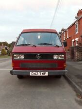 Vw campervan T25 Westfalia joker pop top 1986 1.9td MOT 05/2019 original project